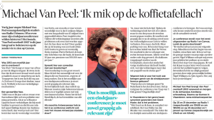 Interview nav VPO12 (De Morgen 17 dec 2012)
